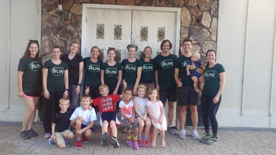 Runners of the Sage 2018