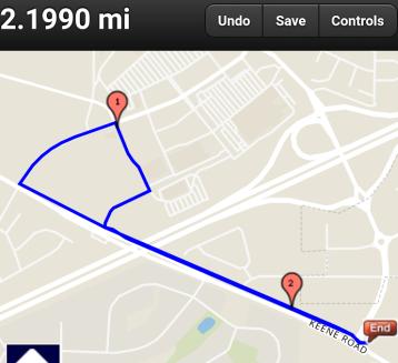 Keene West 2 Mile