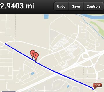 Keene West 3 Mile