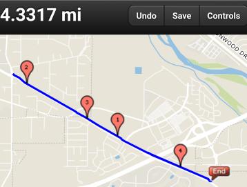 Keene West 4 Mile