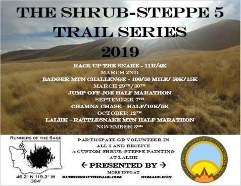 Shrub-Steppe 5 Series