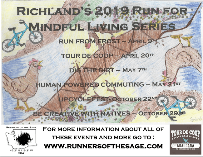 Mindful Living Series Pic Calendar 2019