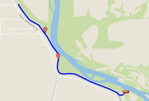 N. Yakima River Rd 2.8 Mile