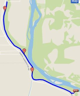 N. Yakima River Rd 3.6 Mile