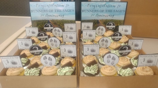 Anniversary 2 Cupcakes
