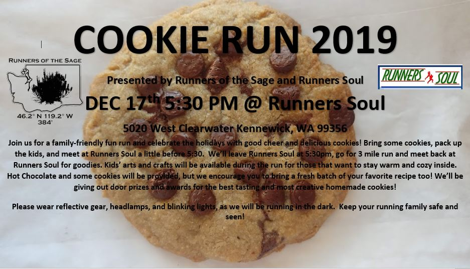 Cookie Run Flier 2019