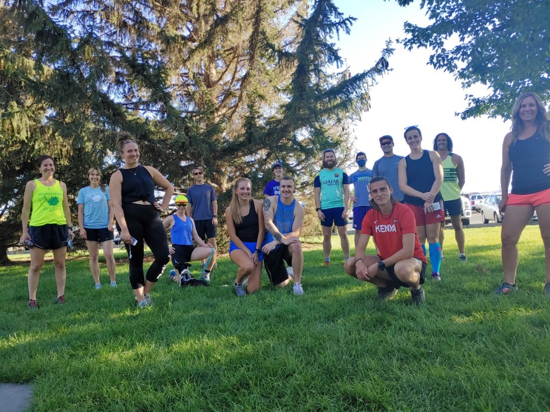 Weekly Run 8-25-20