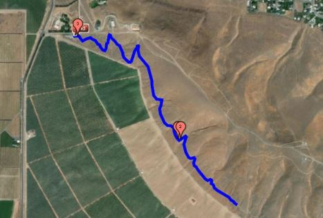 Badger Westgate Round the Mtn 3 Mile